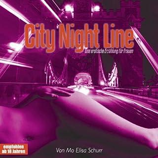 City Night Line. Eine erotische Erzählung für Frauen Titelbild