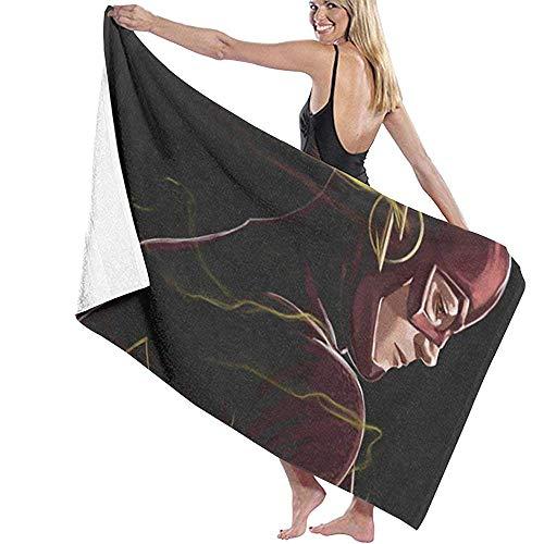 Lfff Barry Soft Absorbente Ligero para baño Piscina Yoga Pilates Manta de Picnic Toallas de Microfibra 80cm * 130cm