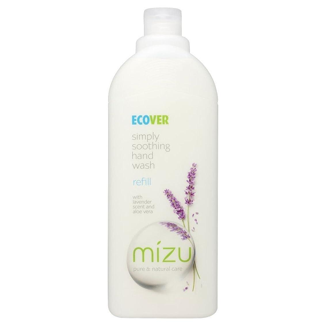 要旨体操選手遊具Ecover Liquid Hand Soap Lavender & Aloe Vera Refill (1L) by Ecover