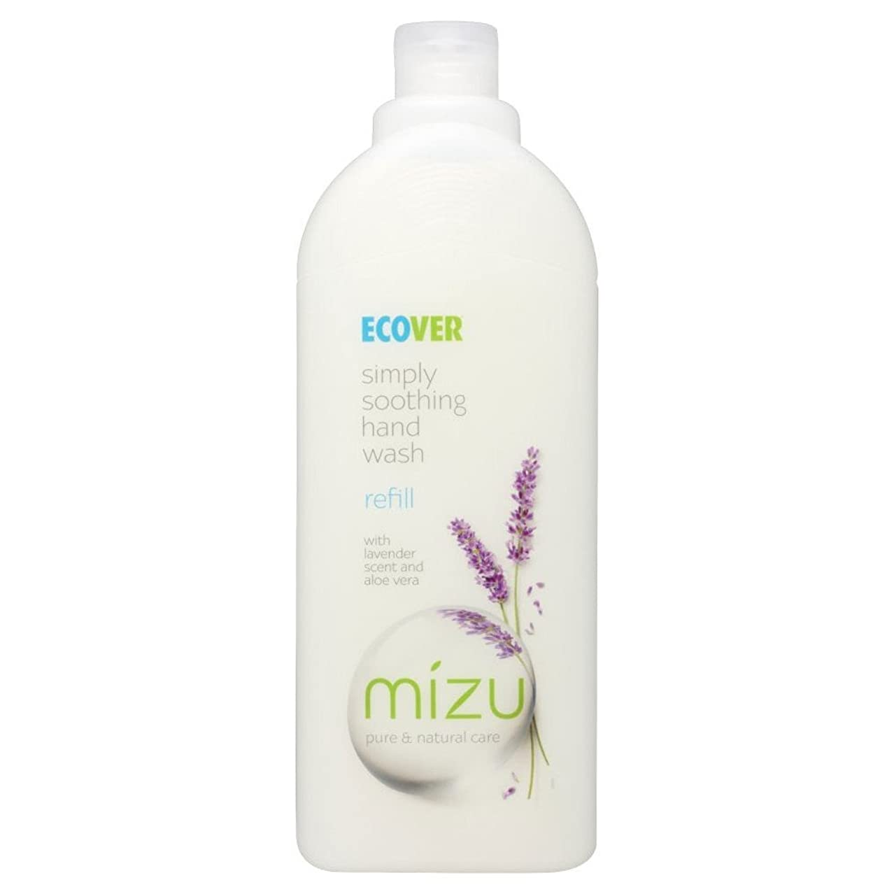 潤滑する味付け者Ecover Liquid Hand Soap Lavender & Aloe Vera Refill (1L) by Ecover