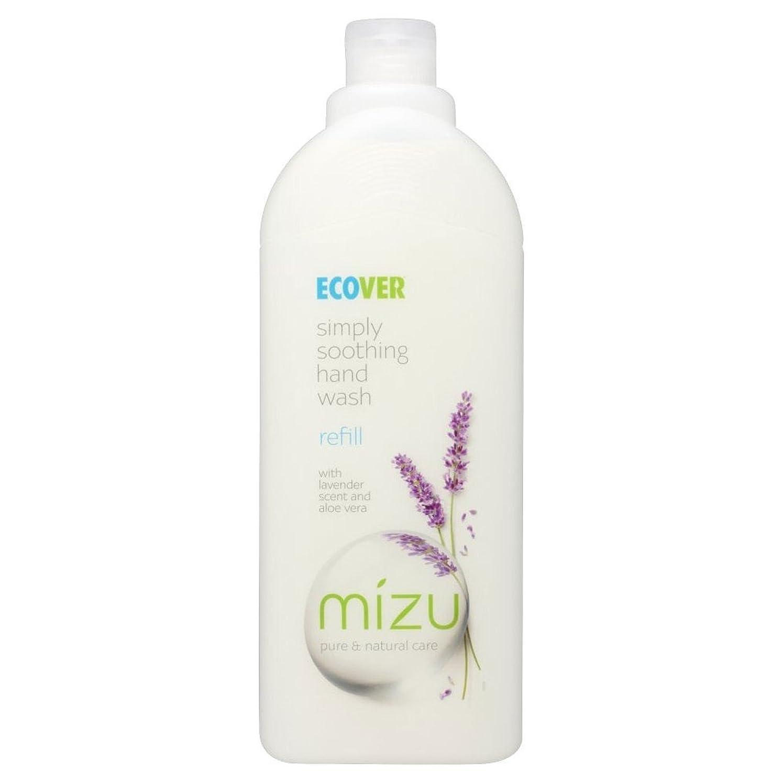 インデックス岩屋内Ecover Liquid Hand Soap Lavender & Aloe Vera Refill (1L) by Ecover
