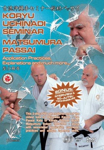 Koryu Uchinadi Seminar