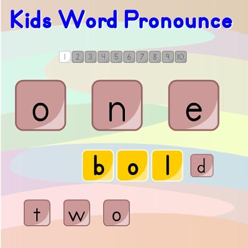 Kids Wort aussprechen