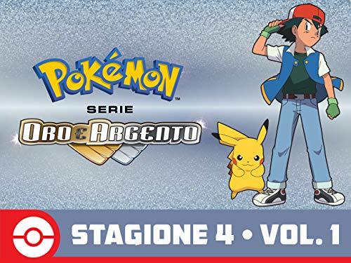 Serie Pokémon - Oro e Argento