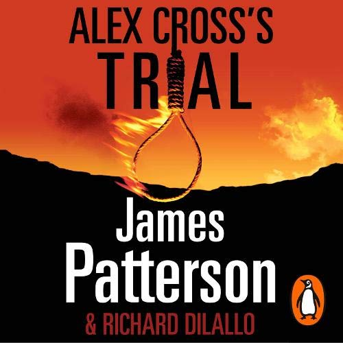 Alex Cross's Trial cover art