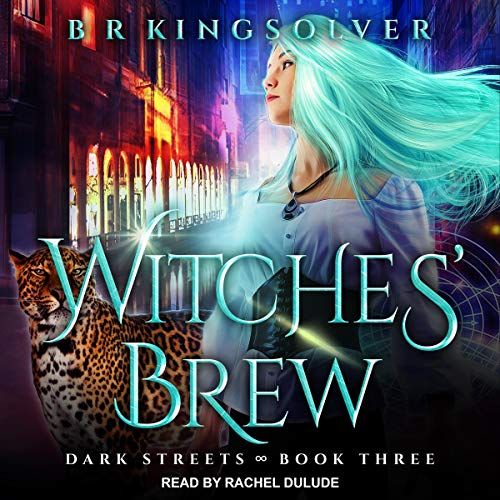 Couverture de Witches' Brew