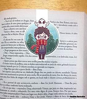 Marca Pagina Magnetico Harry Potter (mod 3)