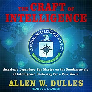 The Craft of Intelligence cover art