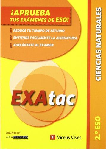 Exatac 2 ESO. Ciencias Naturales (Exatac. Castellano) - 9788431615260