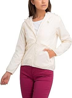 Womens Lightweight Windbreaker Jacket with Hood