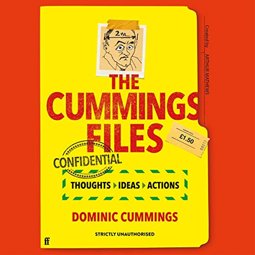 The Cummings Files: Confidential cover art