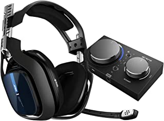 ASTRO Gaming PS5 ヘッドセット A40TR+MixAmp Pro TR ミックスアンプ付き 有線 5.1ch 3.5mm usb PS5 PS4 PC Mac Switch スマホ A40TR-MAP-002r 国内正規品