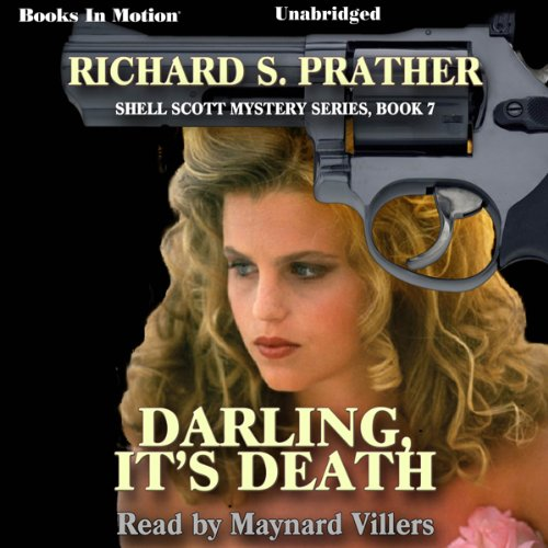 Darling, It's Death audiobook cover art