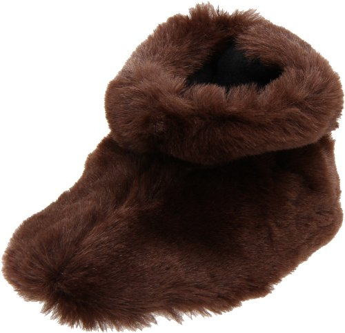 Acorn Unisex-Baby Toddler Easy Bootie-K, Brown Bear, Large