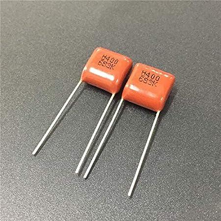 Polypropylen 1,8uF 400VDC ±2/% D15,2x29mm 0,001 Kondensator 1 st
