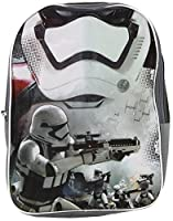 Star Wars Episode 7 The Force Awakens Backpack - Features Imperial Stormtroopers