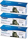 Petmate 24 Pack of Booda Dome Clean Step Cat Box Liners Jumbo, 3 Boxes Each Containing 8 Liners