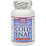 Ohco Cold Snap Caps - Herbal Supplement - 120 Capsules (Pack of 4)