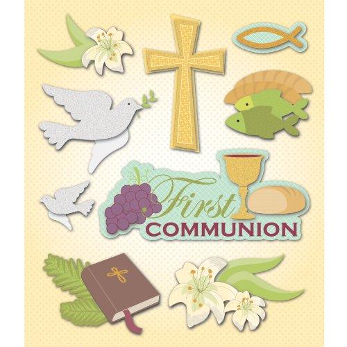 K&Company 1st Communion Sticker Medley