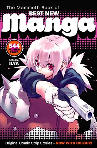 The Mammoth Book of Best New Manga 2