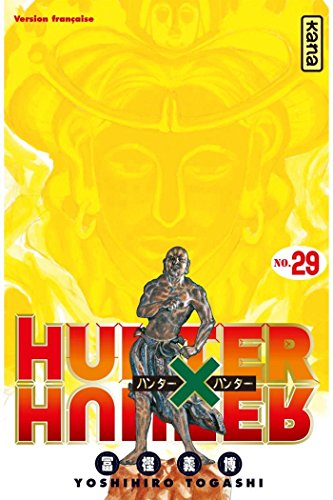 Hunter X Hunter - Tome 29
