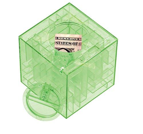 Schylling Money Maze Bank by Schylling