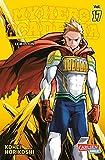 My Hero Academia 17: Die erste Auflage immer mit Glow-in-the-Dark-Effekt auf dem Cover! Yeah! - Kohei Horikoshi