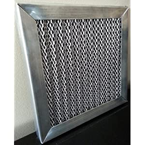 6 STAGE ELECTROSTATIC AIR FILTER HOME WASHABLE PERMANENT LASTS A LIFETIME FURNACE OR A/C USE NON-RUSTING ALUMINUM FRAME HEAVY DUTY HIGH DUST HOLDING CAPACITY JUST RINSE DRY & REUSE (20X25X1)