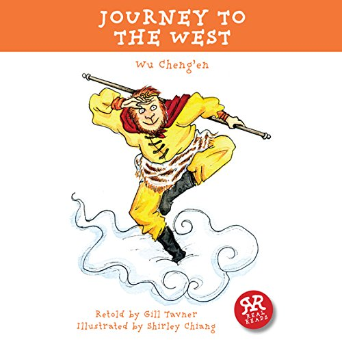 Journey to the West cover art