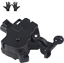 WMPHE Rear Liftgate Door Lock Actuator Fits Chevy Tahoe, Chevy Suburban, GMC Yukon, Yukon XL,Cadillac Escalade,Replaces# 15250765, 15808595, 746015, 25001736 Tailgate Hatch Actuator with Gloves
