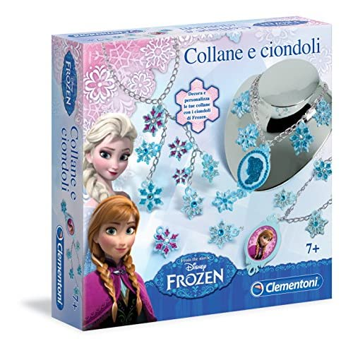 Clementoni 15215 - Frozen Collane E Ciondoli