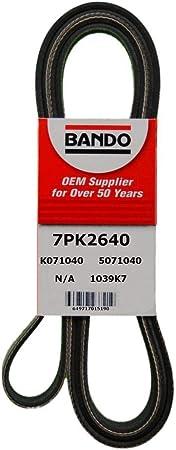 Accessory Drive Belt Bando 7PK1360