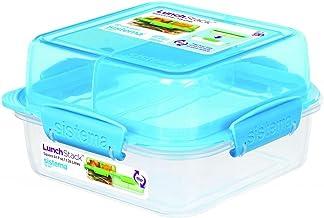 Sistema TO GO Lunch Box, 1.24 Liter - blue