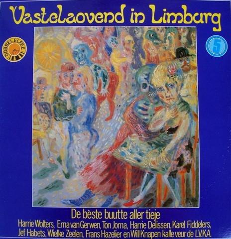 Vastelaovend in Limburg 5 - De beste buutte aller tieje (Vinyl Doppel-LP)