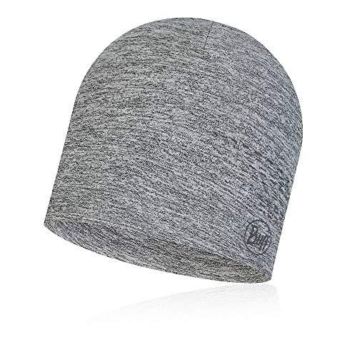 Buff 118099.933.10.00 DRYFLX Hut R Light Grey, Unisex-Erwachsene, Grau, Einheitsgröße