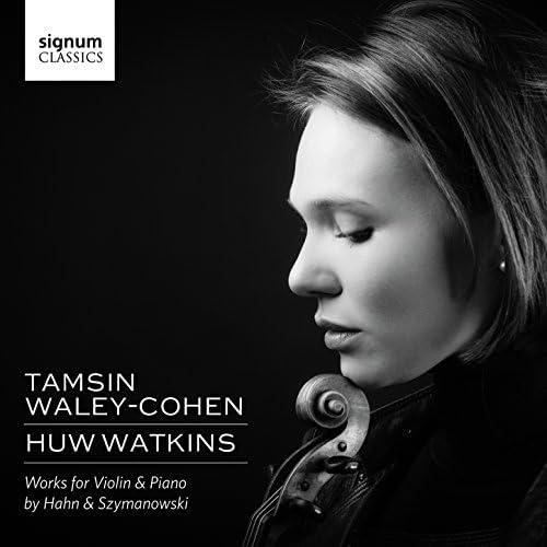 Tamsin Waley-Cohen & Huw Watkins