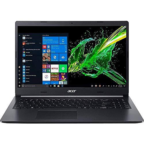 Acer Aspire 5 A515-54-76TA 15.6' Notebook - 1920 x 1080 - Core i7 i7-10510U - 12 GB RAM - 512 GB SSD - Black - Windows 10 Home 64-bit - Intel UHD Graphics - ComfyView - English Keyboard - Bluetoo