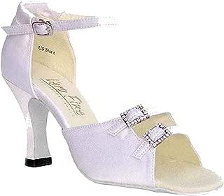 Women's Ballroom Dance Shoes Tango Wedding Salsa Shoes 1620EB Comfortable-Very Fine 3