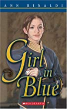By Ann Rinaldi Girl In Blue (Reprint)