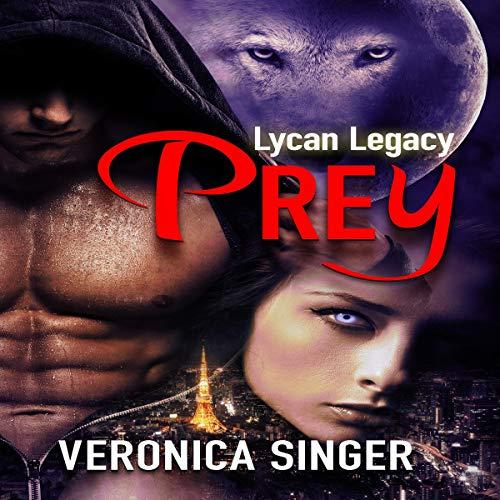 Couverture de Lycan Legacy - Prey