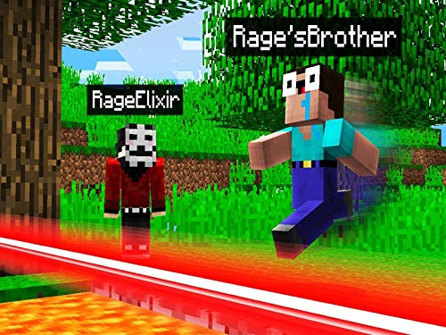 Clip: Trolling My Little Brother in Minecraft Pocket Edition - Realms E21