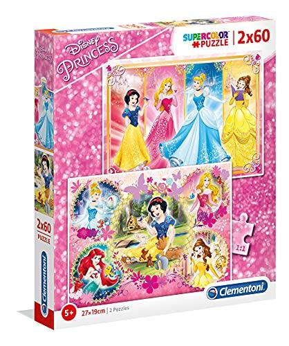 Clementoni-Clementoni-07133-Supercolor Collection-Princess-2