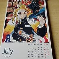 鬼滅の刃 2021年カレンダー
