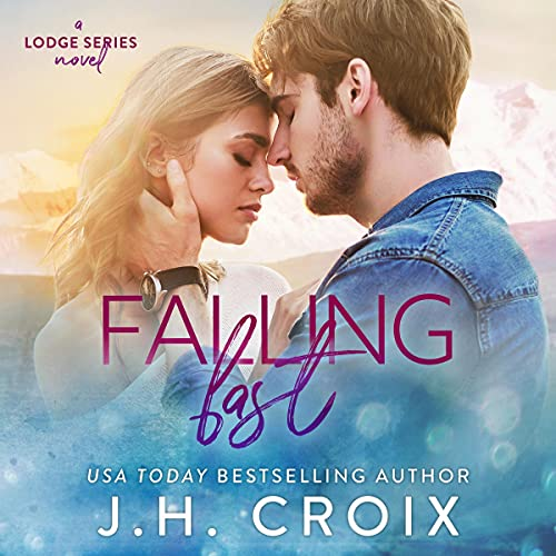 Falling Fast Audiobook By J. H. Croix cover art
