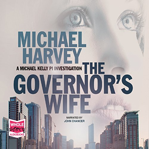 The Governor's Wife audiobook cover art