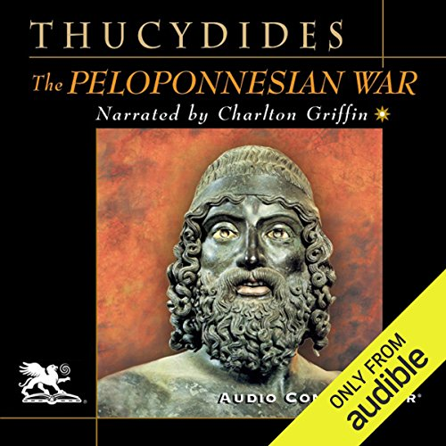 Couverture de The Peloponnesian War