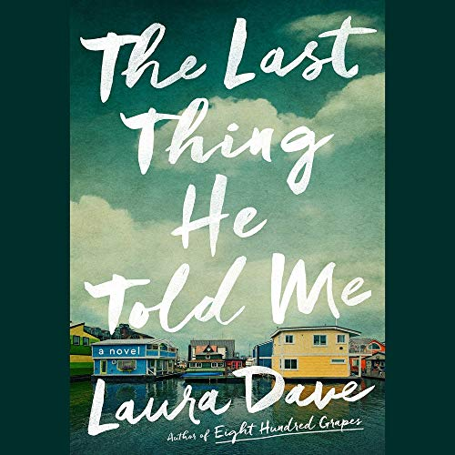 The Last Thing He Told Me  By  cover art