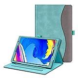 Fintie Vankyo MatrixPad S20 10インチ タブレットケース Vankyo S20 ケース 2つ折スタンド マルチ視角 オートスリープ機能付き Vankyo タブレットS20 10インチ 専用保護カバー (ターコイズ)