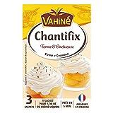 Vahiné Chantifix Ferme & Onctueuse par 3 Sachets de 6,5g (lot de 5 soit 15 sachets)
