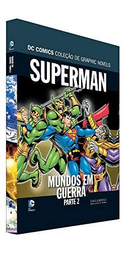 Superman: Mundos Em Guerra Parte 2 - Dcgn Sagas Definitivas